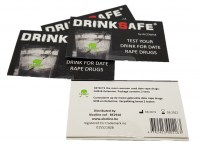 drugstest, GHB, Ketamine, K-test, bartest, date rape, drink spiking, sneltest, NIMD